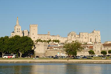 France-Provence-Αβινιόν – To παλάτι του Πάπα