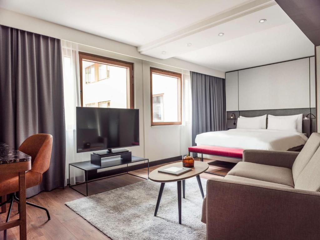 Radisson Blu Royal Viking Hotel, 4*   Stockholm