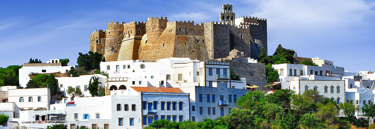 Athens - Patmos