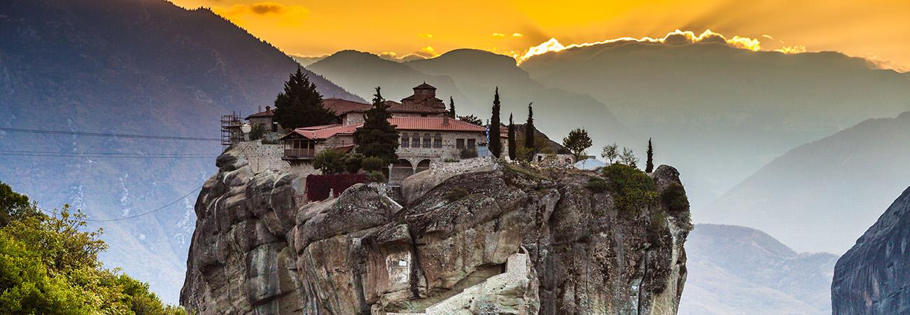 Athens, Meteora, Thessaloniki