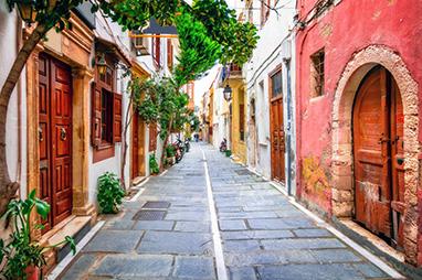 Crete - Rethymnon - Wander the Old Town
