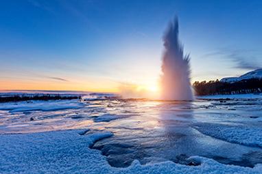 Iceland-Reykjavik-Στο Geysir