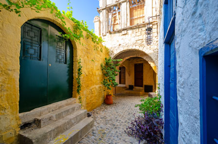 Dodecanese - Rhodes - Old Town
