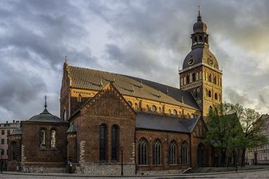 Latvia-Riga-Cathedral