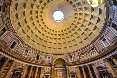Italy-Rome-Πάνθεον