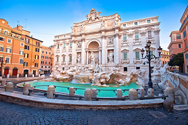 Italy-Rome-Φοντάνα ντι Τρέβι