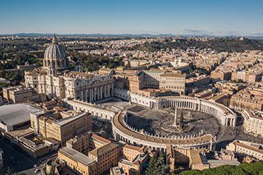 Italy-Rome-Πόλη του Βατικανού