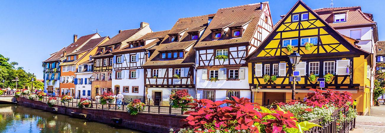 Στρασβούργο, Χωριά Αλσατίας