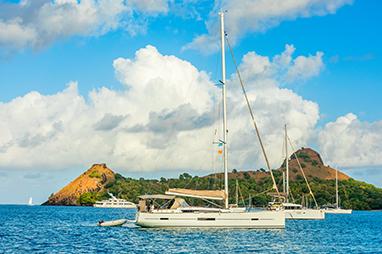 Caribbean-Saint Lucia-Pigeon Island