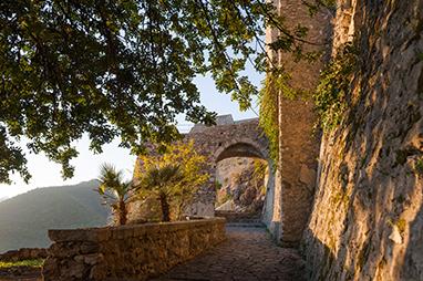 Italy-Salerno-Castello di Arechi