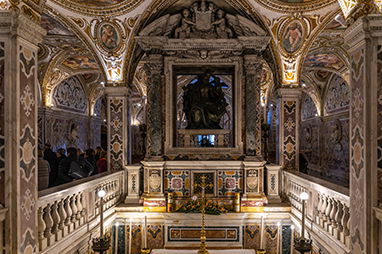 Italy-Salerno-Cathedral of Saint Matthew