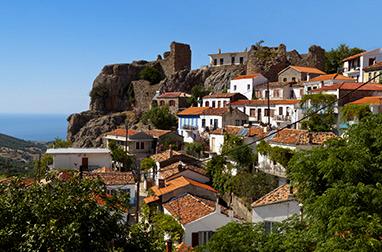 North Aegean Islands - Samothrace - Samothrace Chora