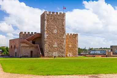 Carribean - Santo Dominco - Fortaleza Ozama