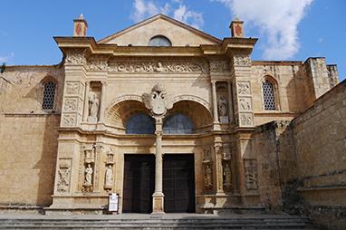 Carribean - Santo Dominco - Catedral Primada de América