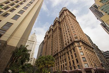 Brazil-Sao Paulo-Martinelli Building