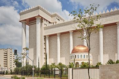 Brazil-Sao Paulo-Temple of Solomon