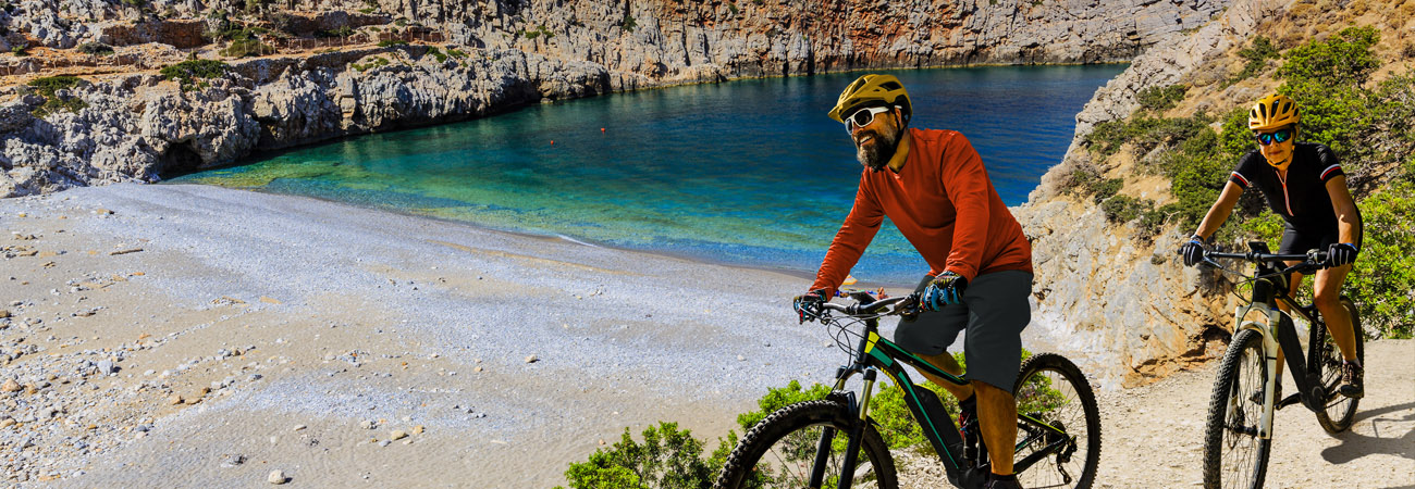 Saronic Islands Biking Tour