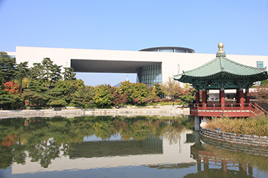 South Korea - Seoul - National Museum of Seoul