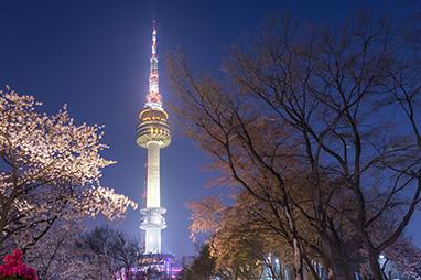 South Korea - Seoul - Tower