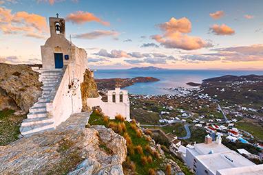 Cyclades - Serifos- Agios Konstantinos