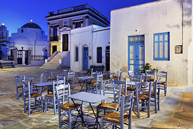 Cyclades - Serifos - Hora