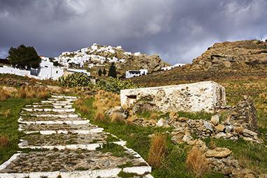 Cyclades - Serifos - Hike