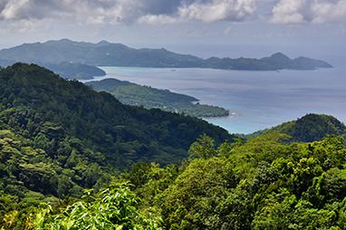 Indian Ocean-Seychelles-Εθνικό Πάρκο Morne Seychellois