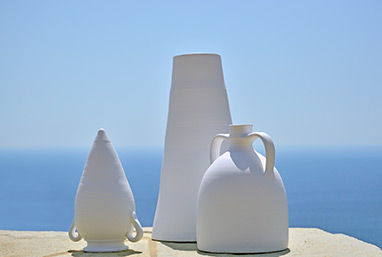 Cyclades - Sifnos - Pottery