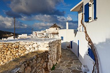 Greece-Sikinos-Κάστρο
