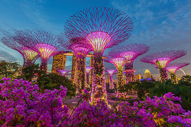 Singapore-Gardens by the Bay