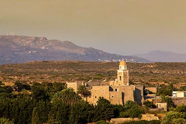 Crete - Sitia - Toplou Monastery