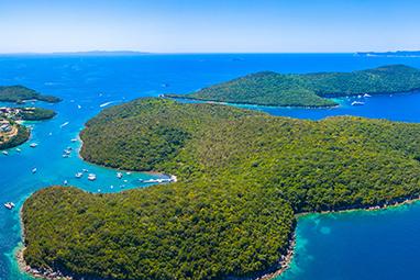 Epirus-Syvota-Κρουαζιέρα στα νησάκια