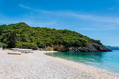 Epirus-Syvota-Παραλία Μεγάλη Άμμος