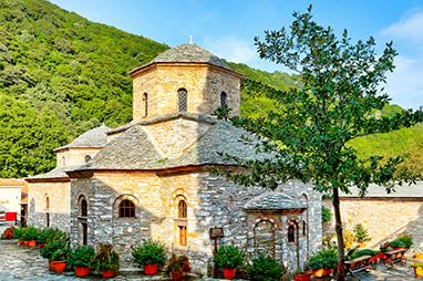 Sporades - Skiathos - Holy Monastery of Panagia Evangelistria