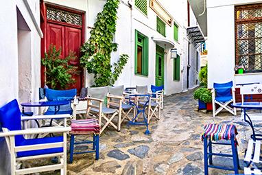 Sporades  - Skopelos - Chora