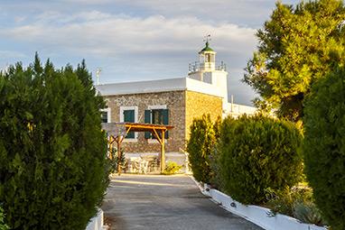 Saronic Islands - Spetses - Lighthouse
