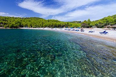 Saronic Islands - Spetses - Beaches