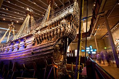 Sweden-Stockholm-Μουσείο Vasa