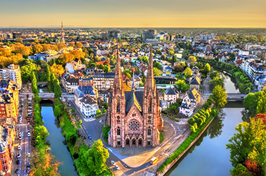 France-Strasbourg-Cathédrale Notre-Dame