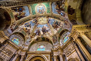 Italy-Syracuse-Santa Maria delle Colonne