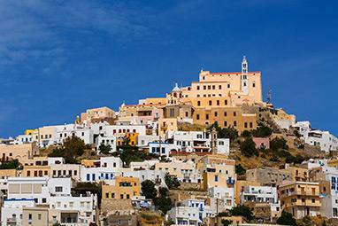 Cyclades - Syros - Ano Syros