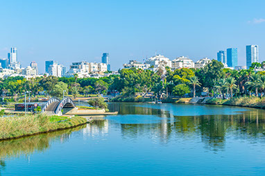 Israel-Tel Aviv-Πάρκο Hayarkon