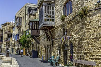 Israel-Tel Aviv-Η παλιά πόλη και το λιμάνι της Jaffa