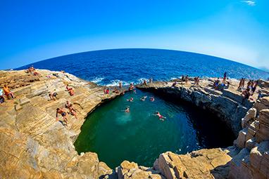 North Aegean Islands - Thasos - Giola