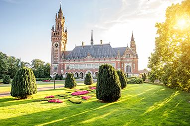 Holland-The Hague-Peace Palace