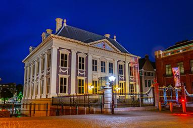 Holland-The Hague-Mauritshuis