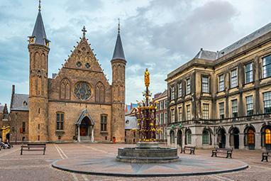 Holland-The Hague-Ridderzaal