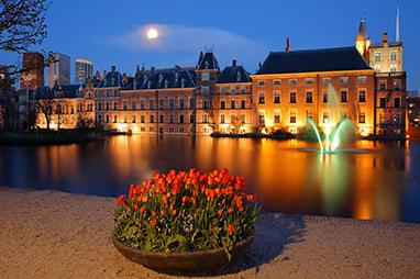 Holland-The Hague-The Binnenhof