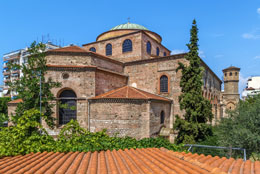 Thessaloniki - Byzantine churches