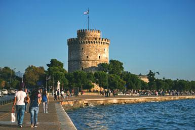 Thessaloniki - The White Tower